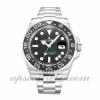 Men Rolex Gmt Master Ii 116 710 Ln 40 MM Cassa Movimento automatico quadrante nero